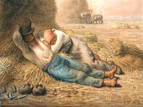 Aos 22 anos Vincent Van Gogh descobriu a obra de MILLET ...