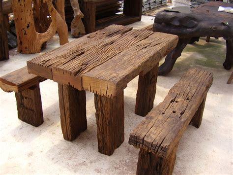 Apathtosavingmoney: Wood Art Furniture   RUSTIC OUTDOOR ...