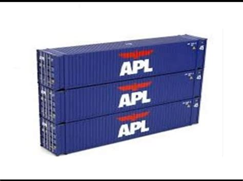 APL Container Tracking Guide   YouTube