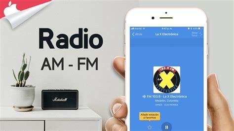 Aplicaciones Para Escuchar Emisoras de Radio Online