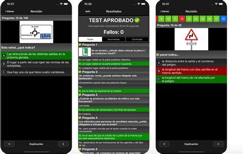 Aplicaciones para hacer tests del carnet de conducir en ...