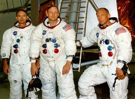 Apollo 11 astronauts return to launch pad 50 years later ...