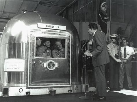 Apollo 11 Splashdown 45 Years Ago on July 24, 1969 ...
