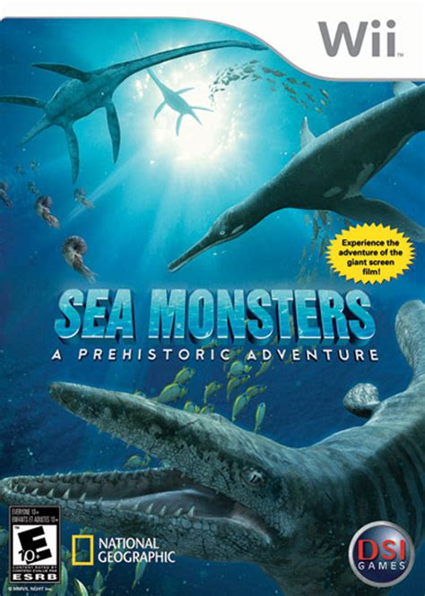 [APORTE] Sea monsters prehistoric adventure PAL megaupload ...