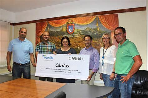 Apoyo de Aqualia a la Casa de Acogida San Antonio de Padua ...