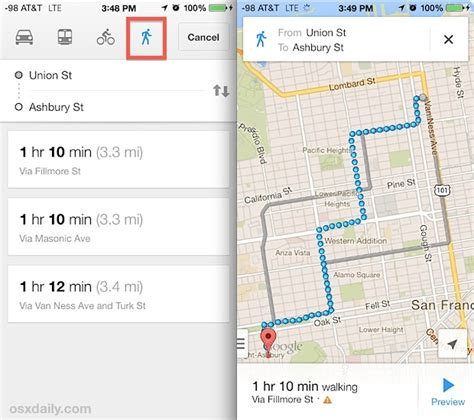 App for Walking directions? : solotravel