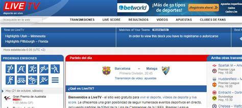 App Para Ver Futbol Online Gratis Ipad   mirartremwin