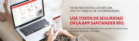 App Santander Rio