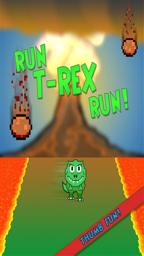 App Shopper: Run T Rex Run!  Games