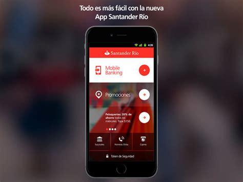 App Shopper: Santander Río  Finance