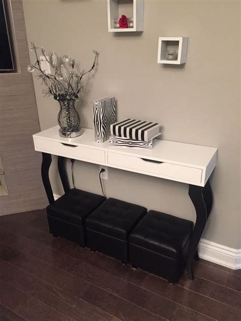 Appealing Console Tables Ikea For Home Furniture Ideas ...
