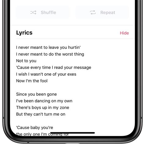 Apple Music Lyrics Not Showing iOS 13? Here s How To Fix ...