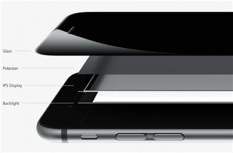 Apple pretende volver a las pantallas con tecnología On Cell