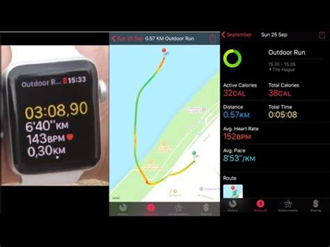Apple Watch 2 Running Workout new statistics and GPS route ...