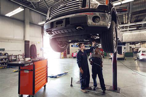 Apprenticeship Automotive Service Technician Ford  ASSET ...