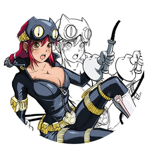 Aprende a Colorear estilo Anime y Cartoon   Tutorial ...
