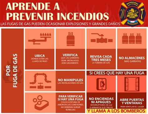 Aprende a Prevenir Incendios Por Fuga de Gas