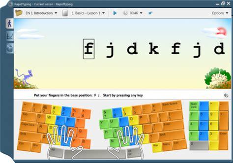 Aprende a Teclear +Rapido con [Rapid Typing Tutor]   Identi