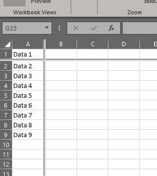 ¡Aprende a usar el modo de pantalla dividida de Excel ...