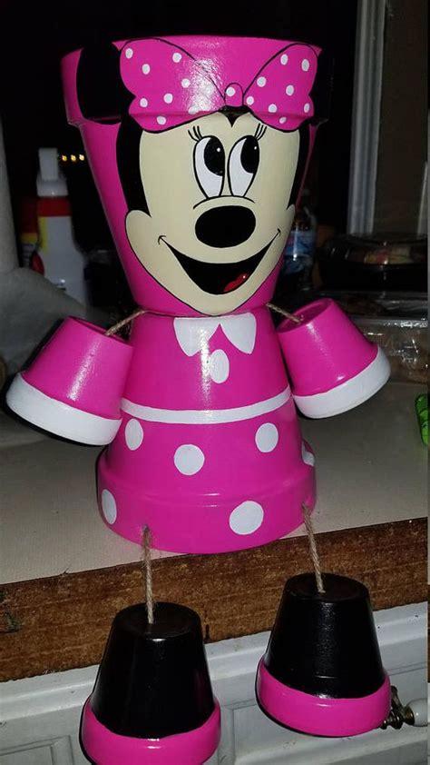 Aprende cómo hacer muñecos decorativos con macetas ~ Haz ...