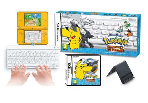 Aprende con Pokémon: aventura entre las teclas saldrá el ...