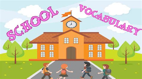 Aprende en Inglés Vocabulario dentro del salon de clases ...