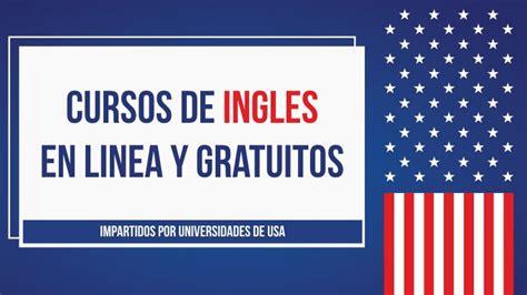 Aprende ingles con estos cursos gratuitos de Universidades