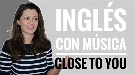 Aprende Inglés con Música   Canción Fácil de Entender ...
