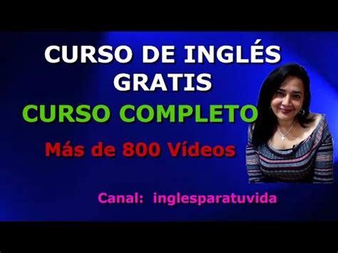 APRENDE INGLÉS HOY CURSO COMPLETO DE INGLÉS GRATIS   YouTube