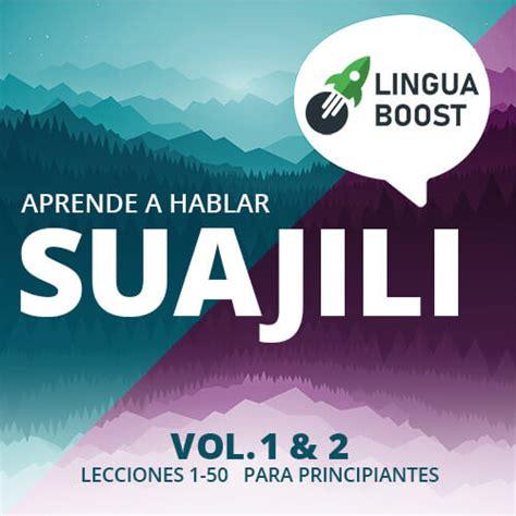 Aprende suajili online | Lecciones de suajili gratis ...