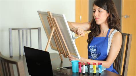 Aprender a pintar: cómo crear tu propio cuadro de manera ...