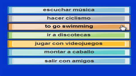 Aprender Inglés Gratis Online Curso de vocabulario 4   YouTube