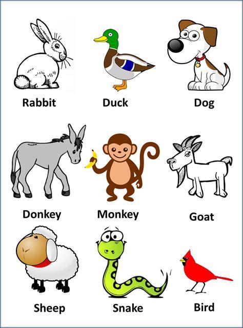 aprender los animales en inglés « diloga