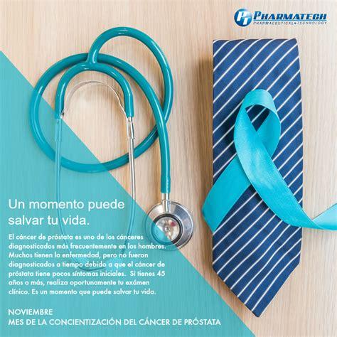 Aprendiendo más sobre el cáncer de próstata — Pharmatech ...