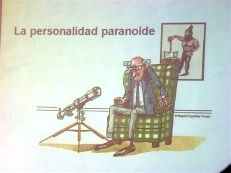 APRENDIENDO PSICOLOGÍA: Trastorno Paranoide de la Personalidad
