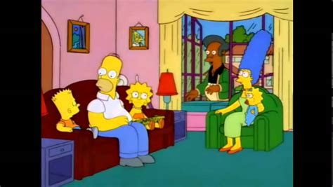 Apu   Los Simpson [A ver obliguemes]   Español latino ...