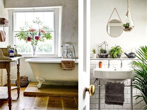 ¡Apúntate a la preciosa decoración de baños vintage!