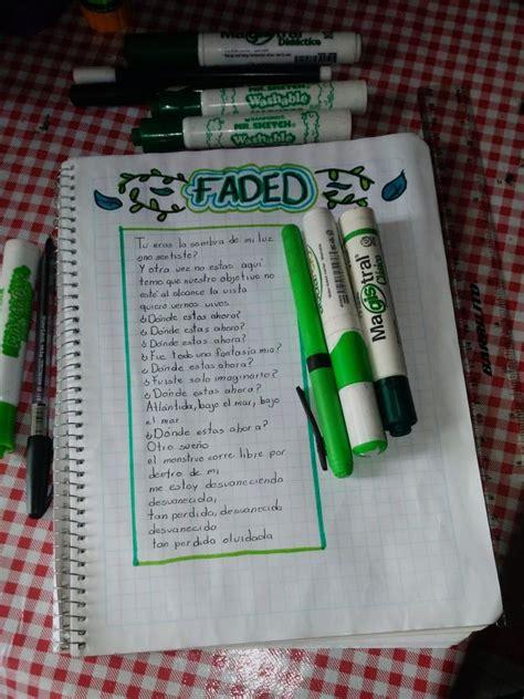 Apuntes bonitos con gamas de color verde | Libreta de ...