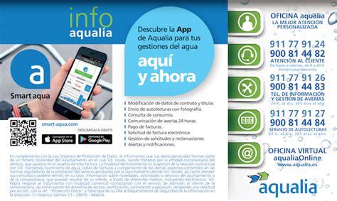 Aqualia activa un número gratuito 900 de atención al ...