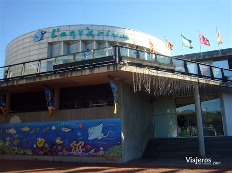 Aquarium de Barcelona   Viajeros por el Mundo