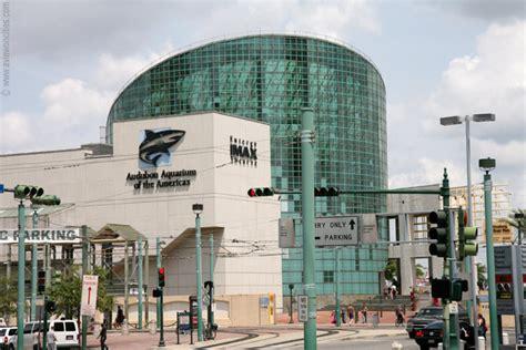 Aquarium of the Americas, New Orleans