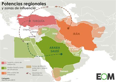 Arabia Saudí e Irán: la Guerra Fría de Oriente Medio   El ...