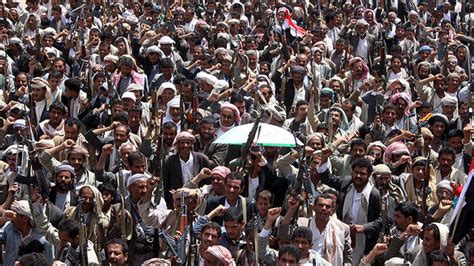 Arabia Saudí empezó campaña militar contra rebeldes hutíes ...