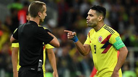 Árbitro del partido Colombia Vs Inglaterra en el Mundial