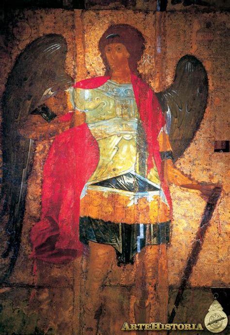 Arcángel San Miguel | artehistoria.com