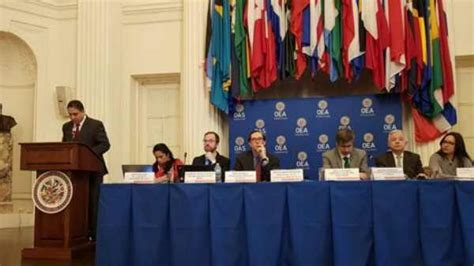 Arce defiende en Foro de la OEA aplicación preferente del ...