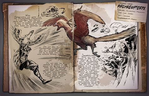 Archaeopteryx | ARK: Survival Evolved Wiki | FANDOM ...