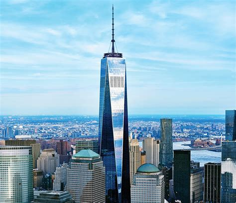Architect claims SOM stole his design for One World Trade ...