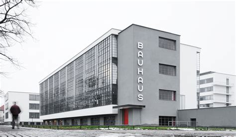 Architecture Images: Oskar Da Riz Bauhaus Dessau.