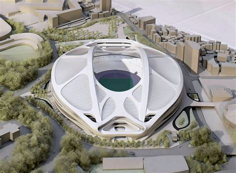 Architecture would be less interesting without Zaha Hadid ...
